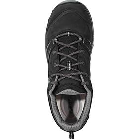 Keen Terradora Leather WP Schoenen Dames, black/steel grey